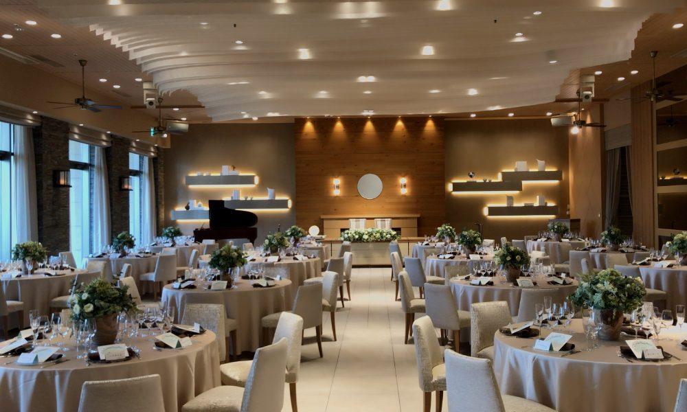 ANNIVERSAIRE MINATOMIRAI<br />THE TERRACE banquet