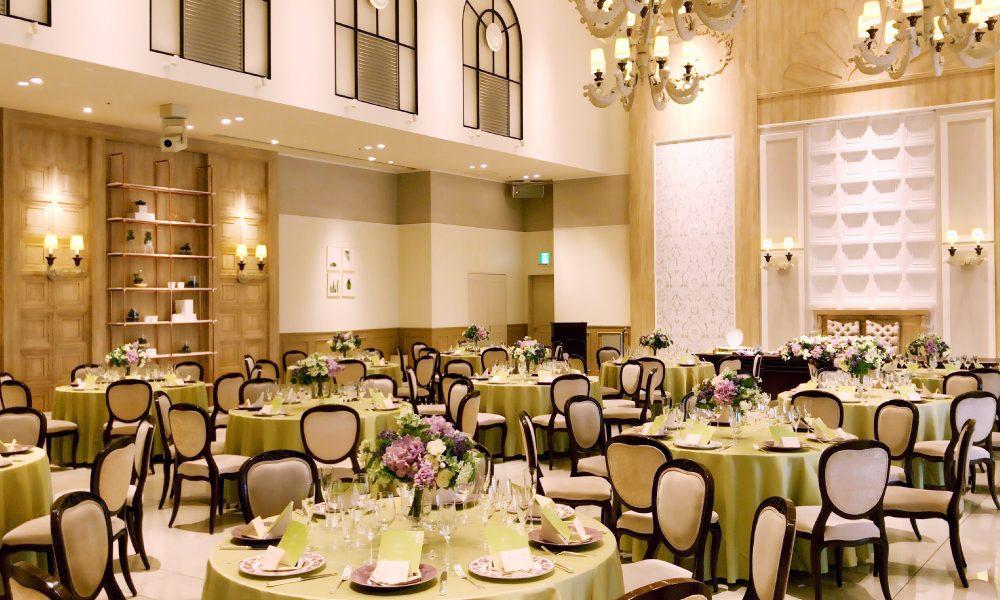 ANNIVERSAIRE MINATOMIRAI<br />VILLA SWEET banquet